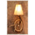 Medium Deer Antler Sconce