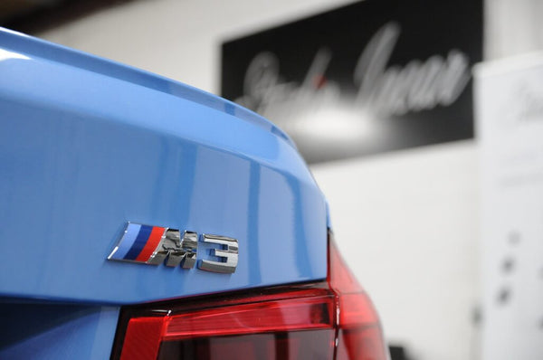 BMW M3 Rear Badge