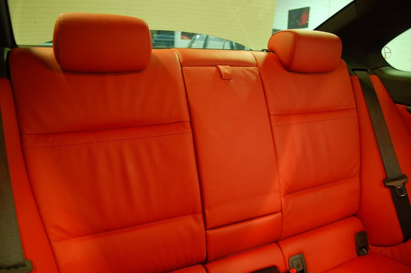 BMW E92 Back Seats