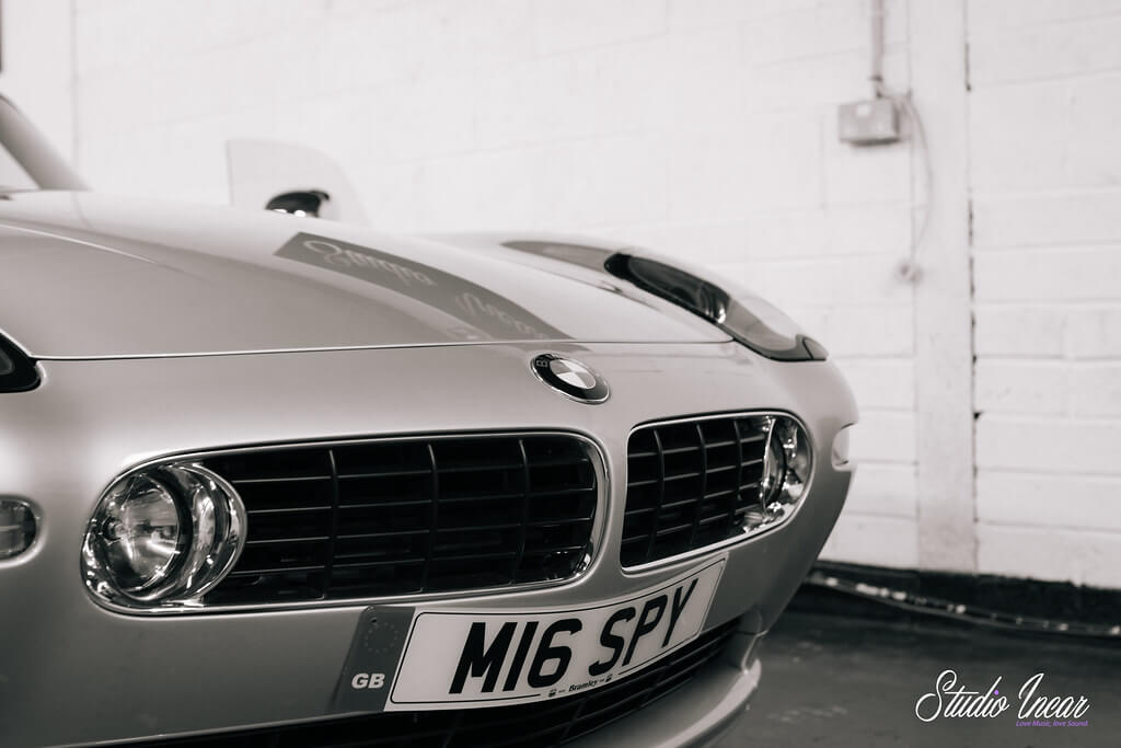 BMW Z8 Front End