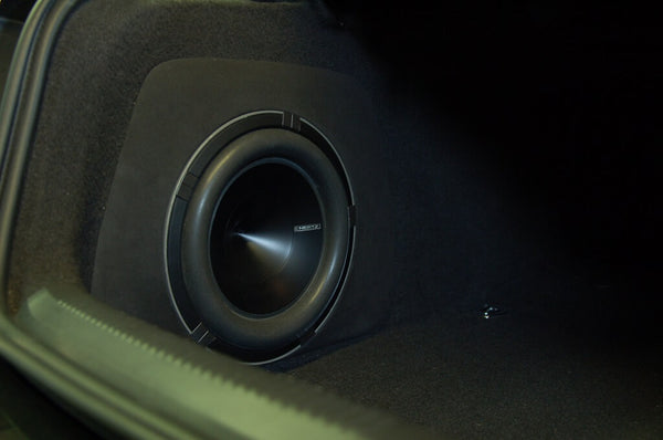 Sub Enclosure Integrated in the Boot