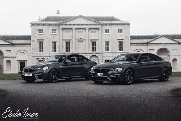 The Grand Duet - BMW M4 and M2