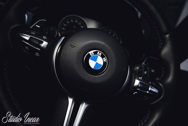 BMW M4 Steering Wheel