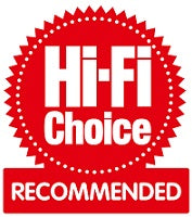 Hi-Fi Choice Recommended Rating Logo