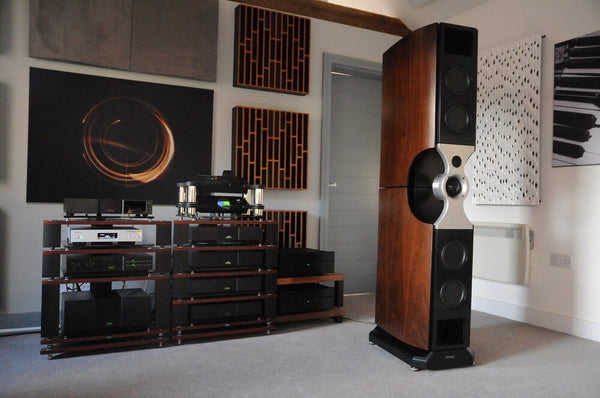 Hifi Lounge - Studio Speaker Shot