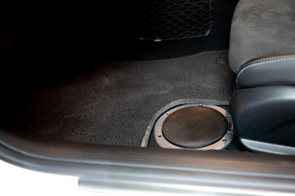 Dynaudio Foot Woofer