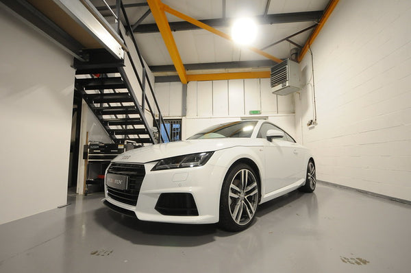 MK3 Audi TT - Audio System Upgrade