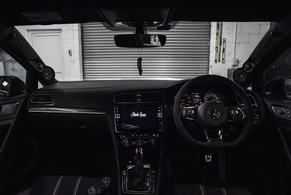 VW GTI Clubsport Cockpit
