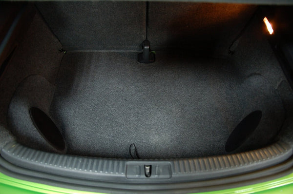 VW Scirocco Boot Space