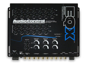 AudioControl EQX - 2 Channel Trunk Mount Equalizer