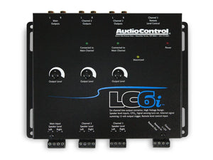 AudioControl LC6i - 6 Channel Line Out Converter