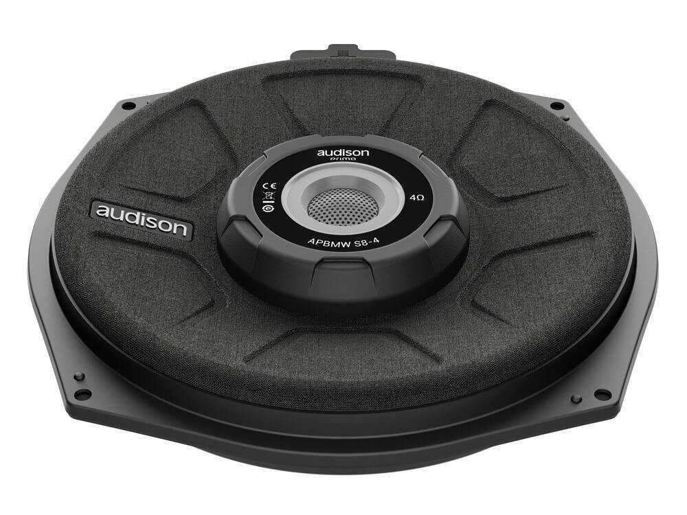 Audison Prima APBMW S8-4 - Subwoofer for BMW - Front