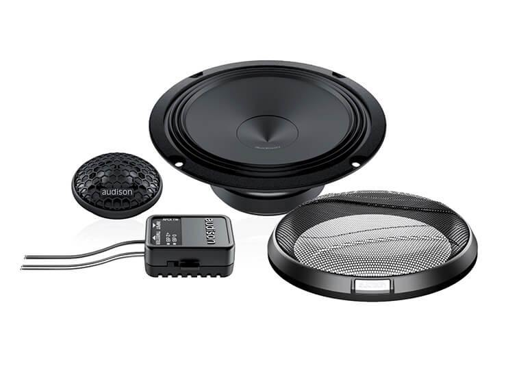 Audison Prima APK 165 - 2 Way Speaker System - Top