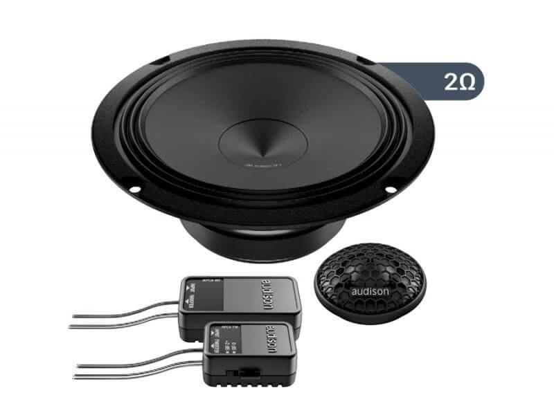 Audison Prima APK 165 2Ohm - 2 Way Speaker System