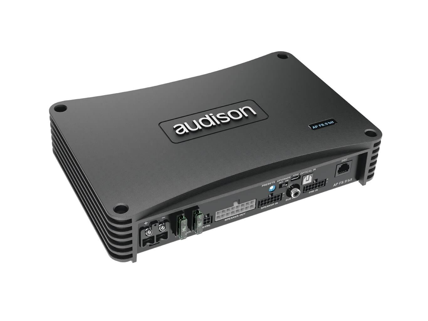 Audison Prima Forza AP F8.9 bit Amplifier with DSP