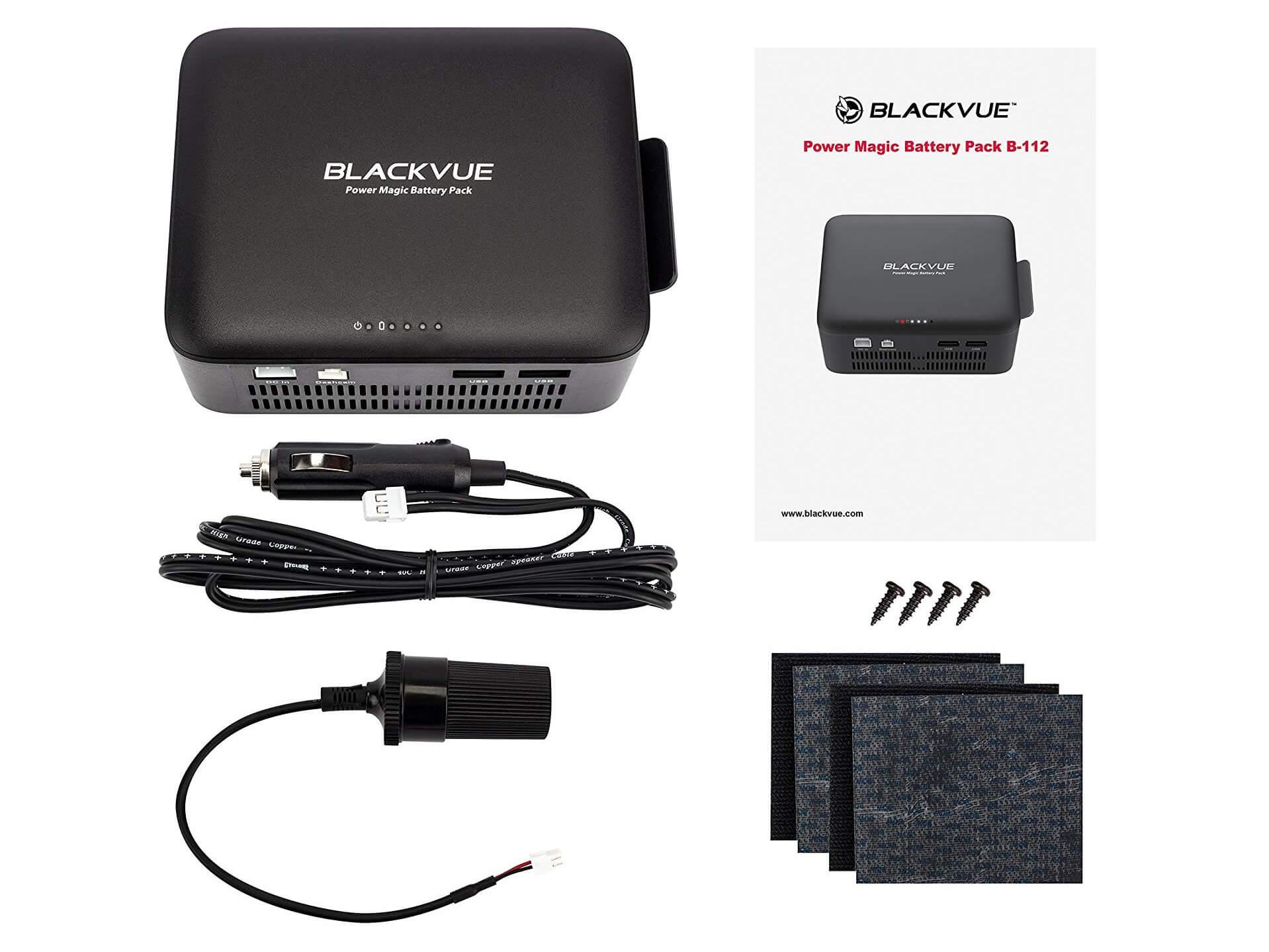 Blackvue B-112 Power Magic Battery Pack - 6