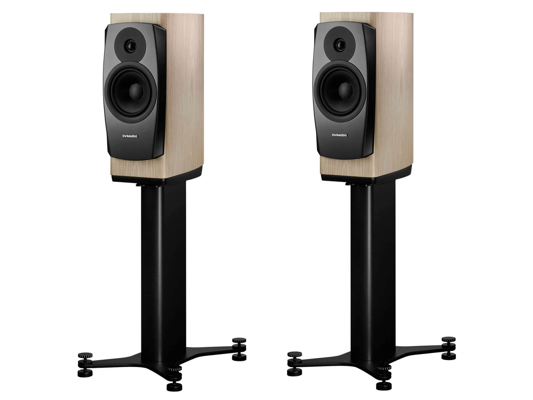 Dynaudio Confidence 20 - Blonde Front Half
