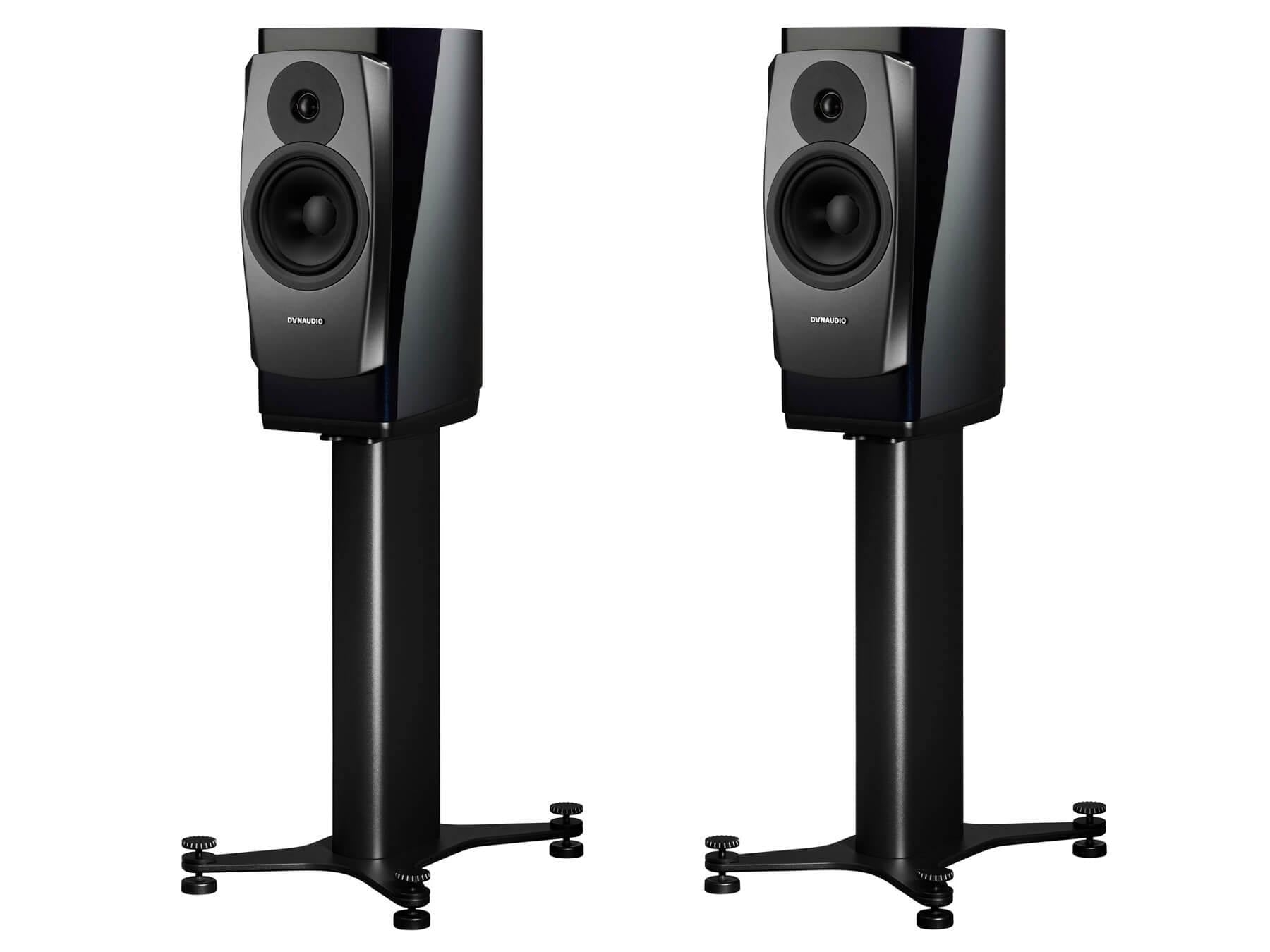 Dynaudio Confidence 20 - Midnight Front Half