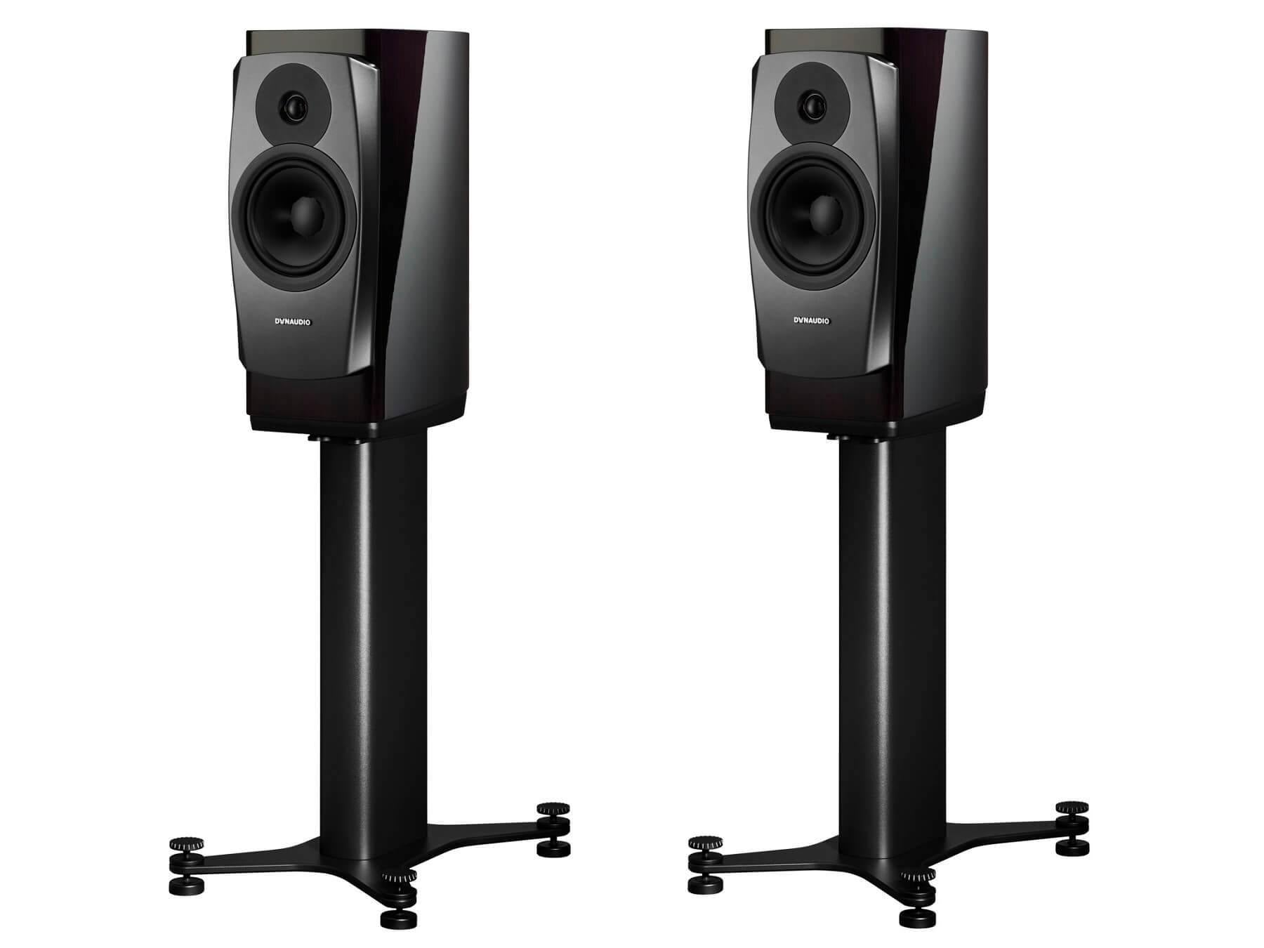 Dynaudio Confidence 20 - Raven Front Half