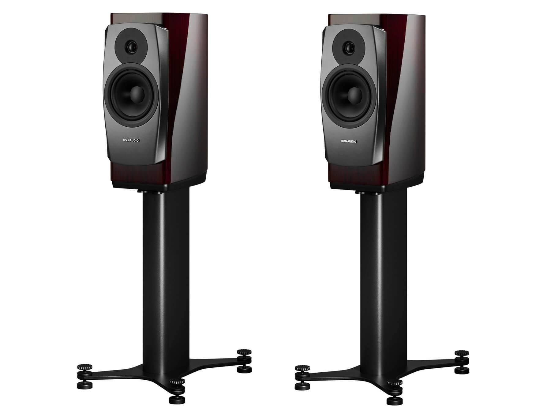Dynaudio Confidence 20 - Ruby Front Half