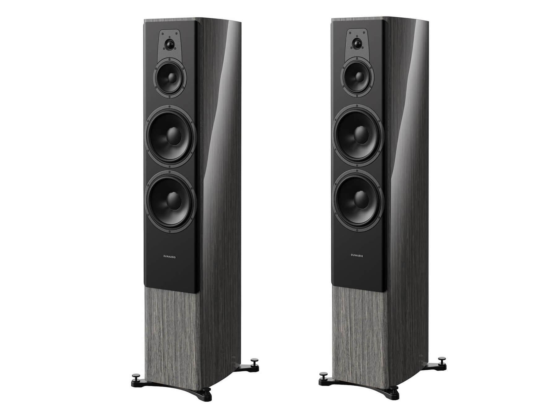 Dynaudio Contour 60i - Floorstanding Speakers - Grey Oak