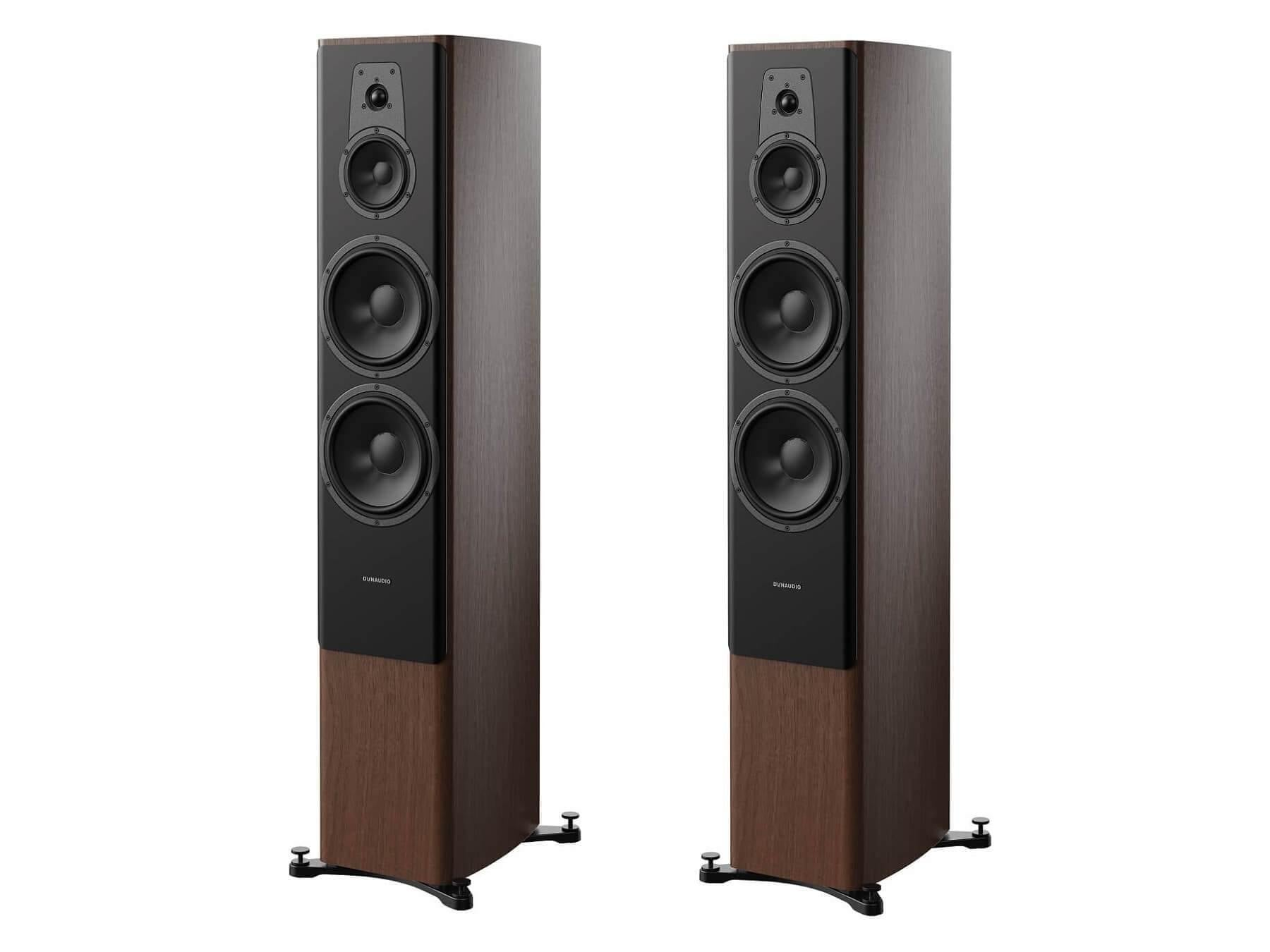 Dynaudio Contour 60i - Floorstanding Speakers - Walnut
