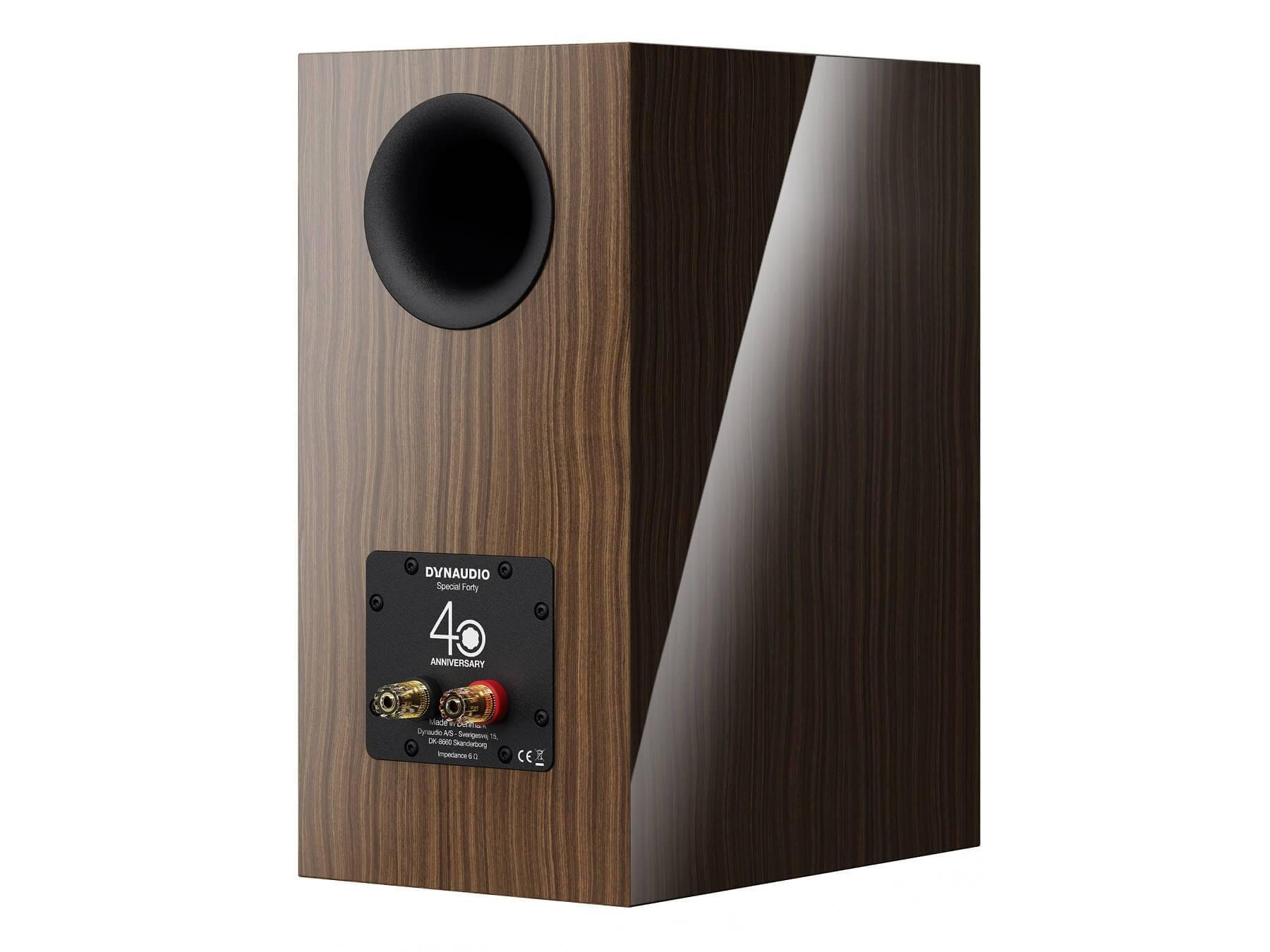 Dynaudio Special Forty MKII - Ebony Wave - 5