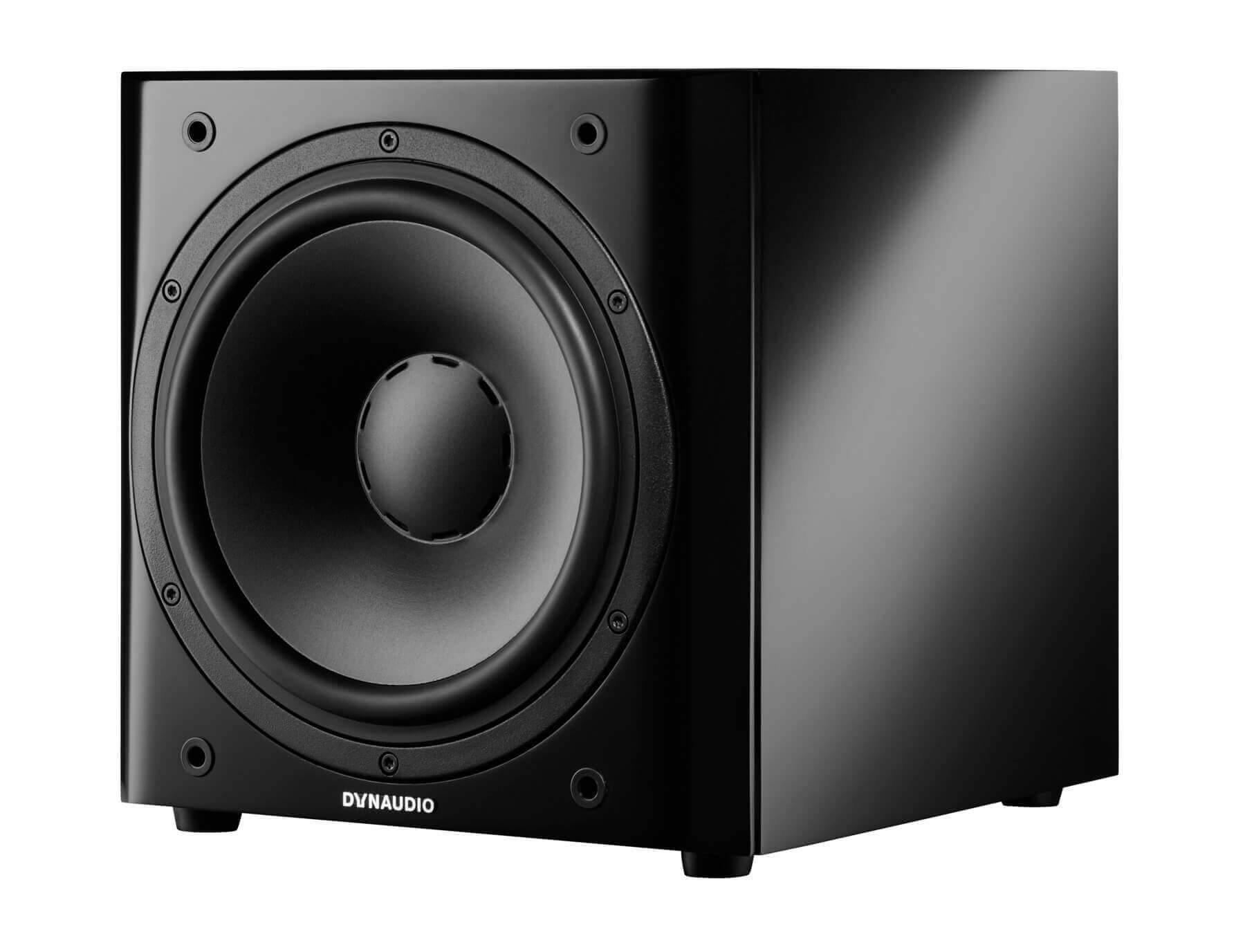Dynaudio Sub 3 - Subwoofer - Black