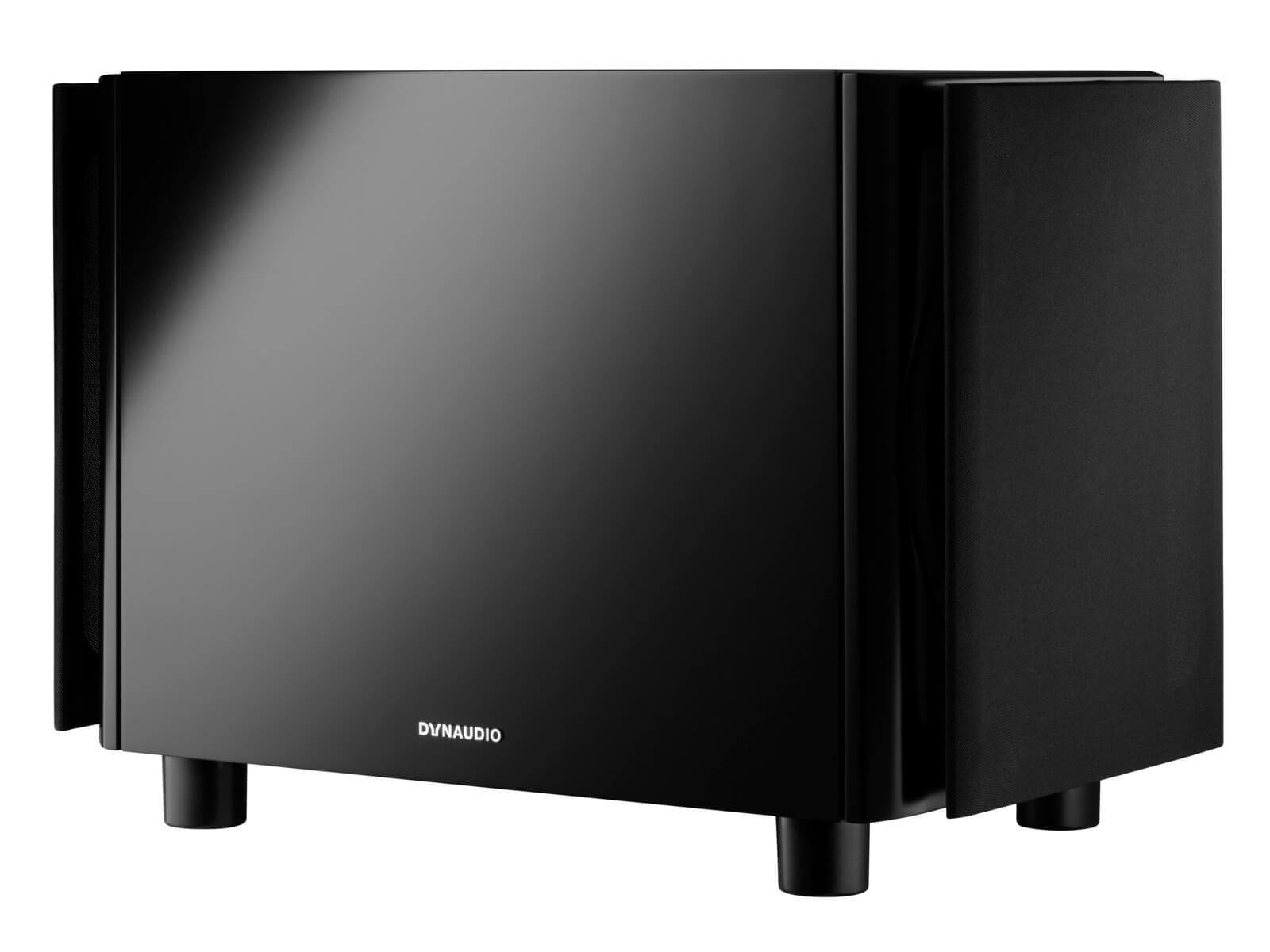 Dynaudio Sub 6 - Home Audio Subwoofer - Black Grille