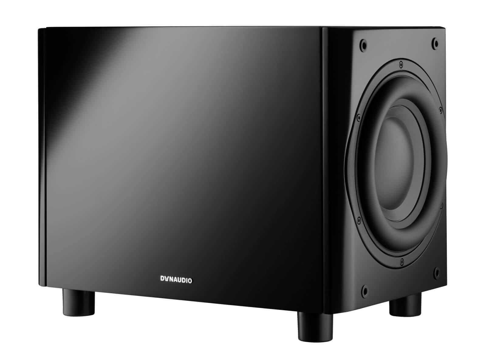 Dynaudio Sub 6 - Home Audio Subwoofer - Black