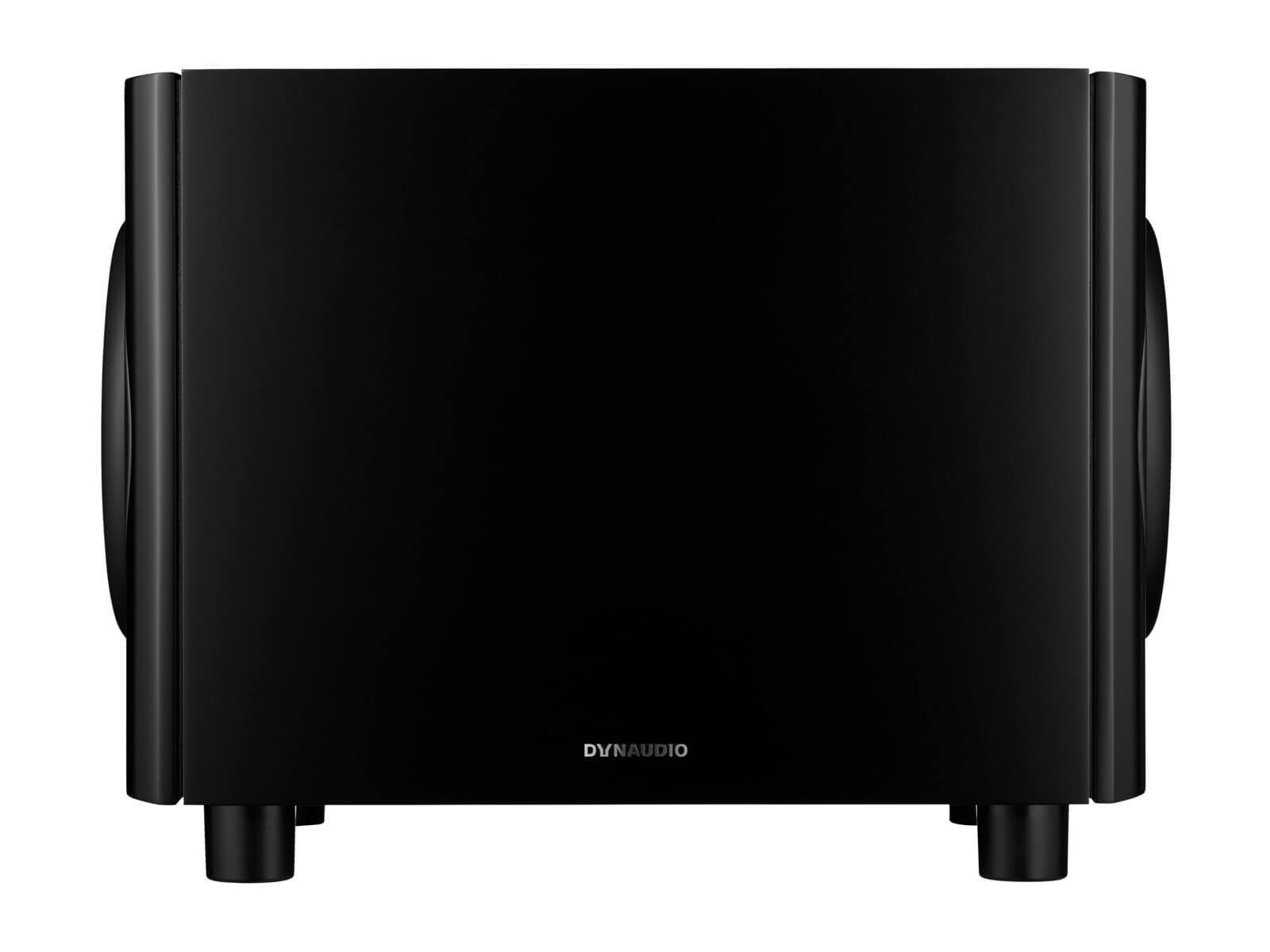 Dynaudio Sub 6 - Home Audio Subwoofer - Black Side