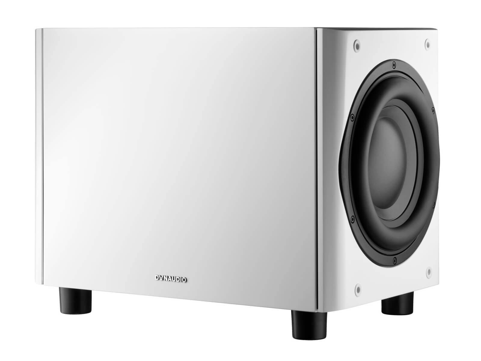 Dynaudio Sub 6 - Home Audio Subwoofer - White
