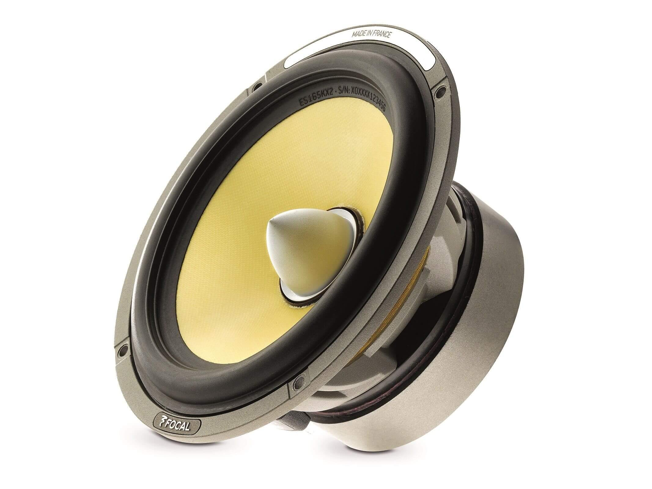 Focal Elite K2 Power ES 165 KX2 - Driver Front