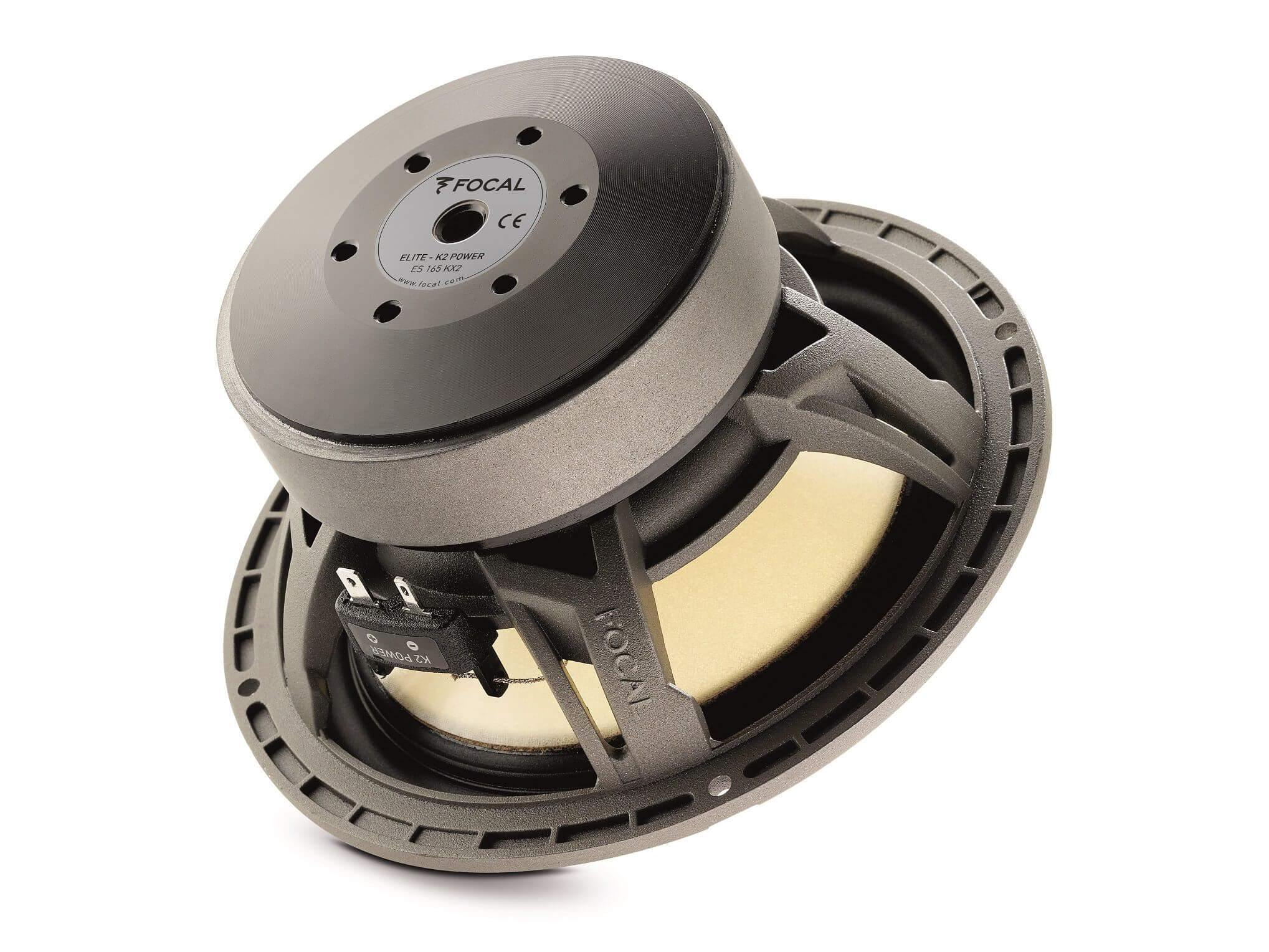 Focal Elite K2 Power ES 165 KX2 - Driver Back