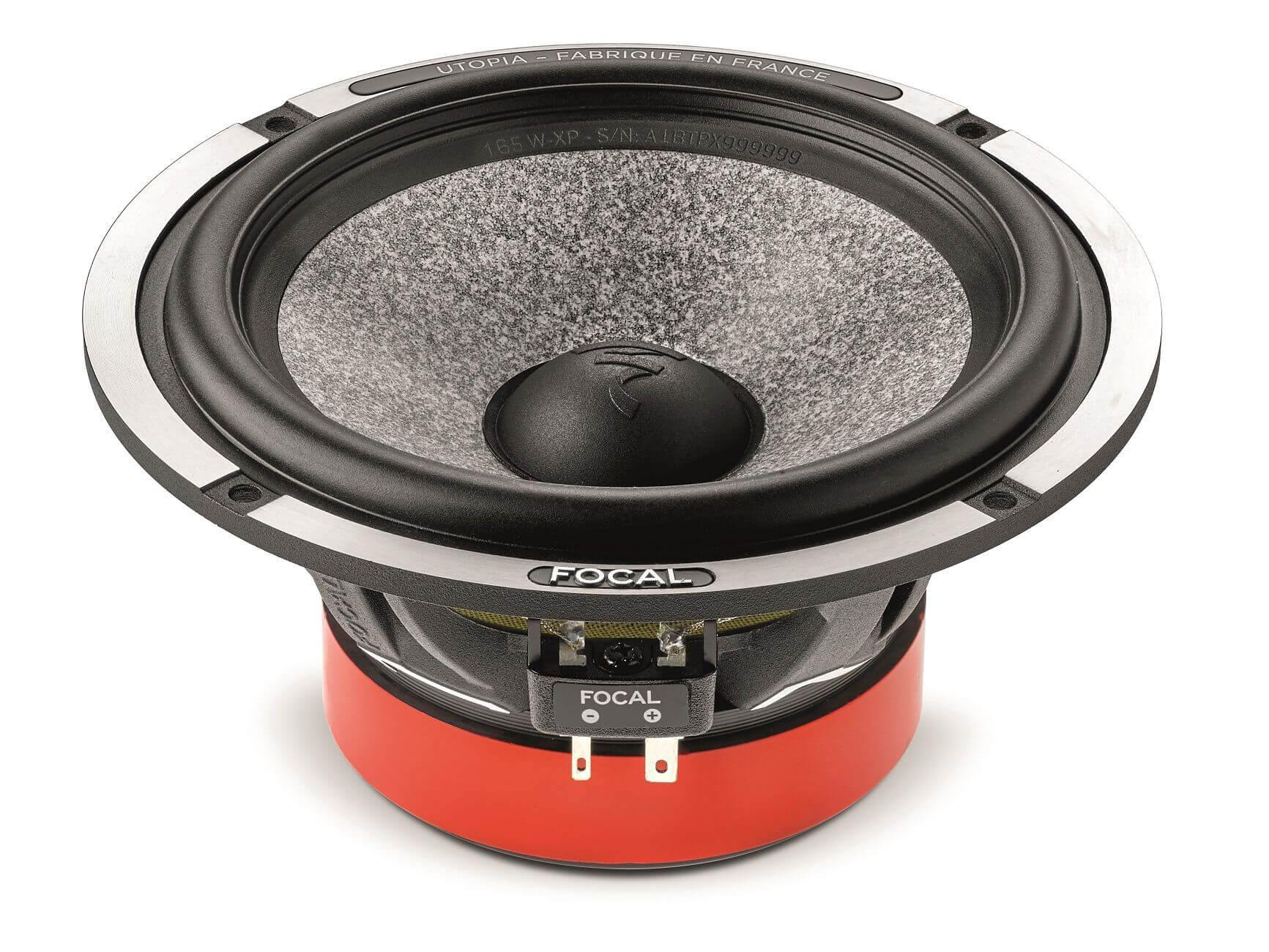Focal Elite Utopia M 165W-XP - Driver Top