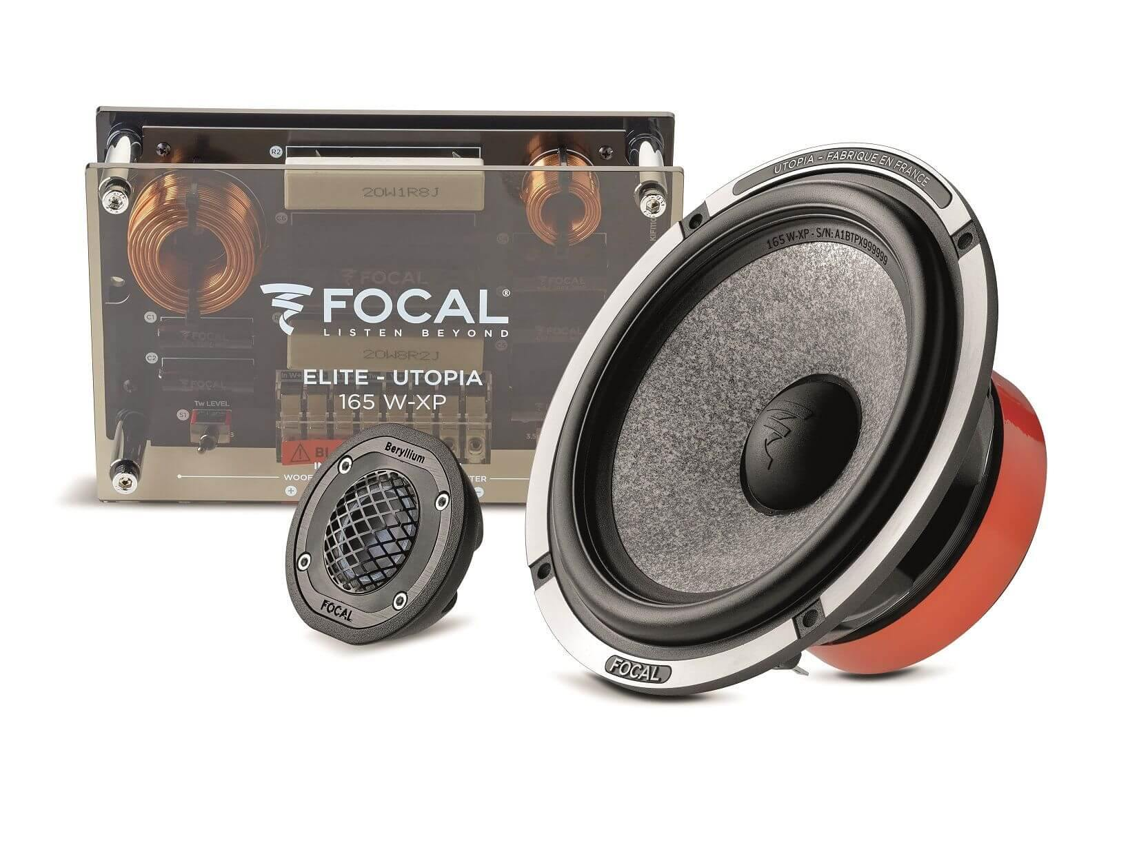 Focal Elite Utopia M 165W-XP - Speaker System