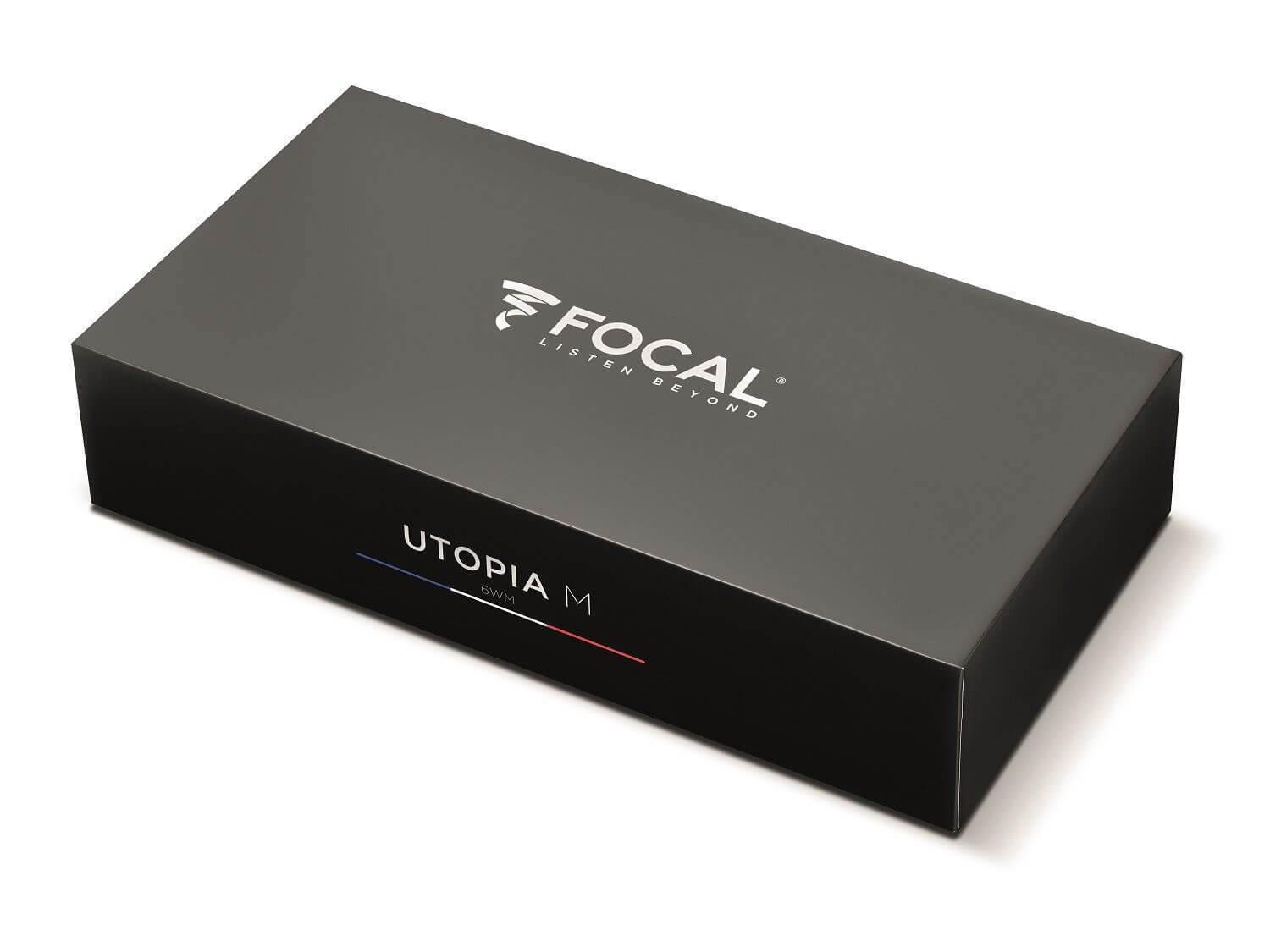 Focal Elite Utopia M - 6WM Woofer - Box