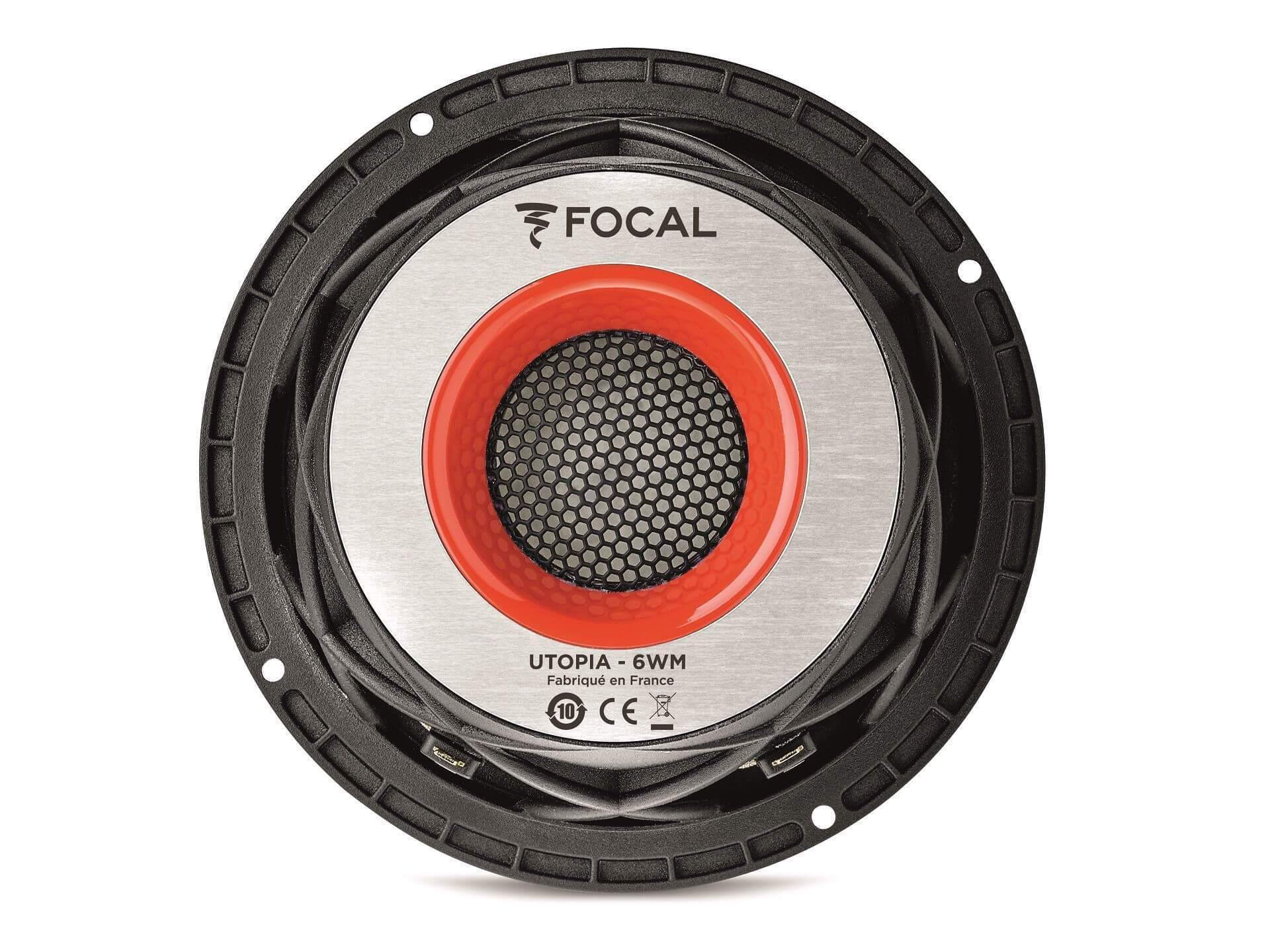 Focal Elite Utopia M - 6WM Woofer - Back