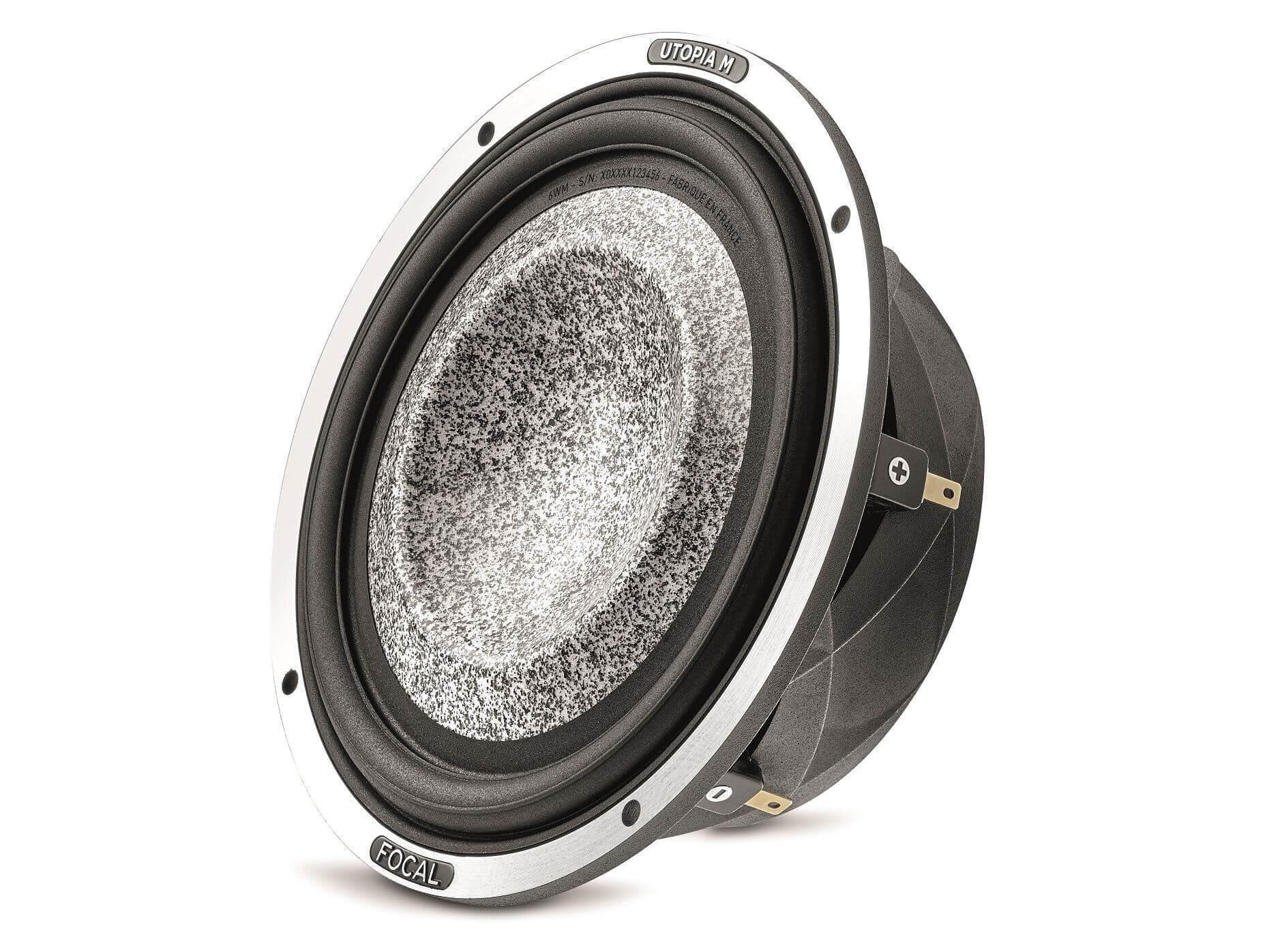 Focal Elite Utopia M - 6WM Woofer - Front