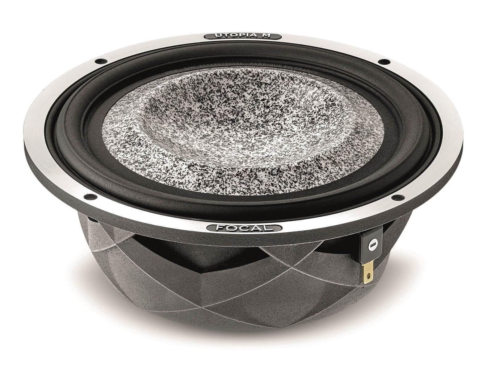 Focal Elite Utopia M - 6WM Woofer - Top