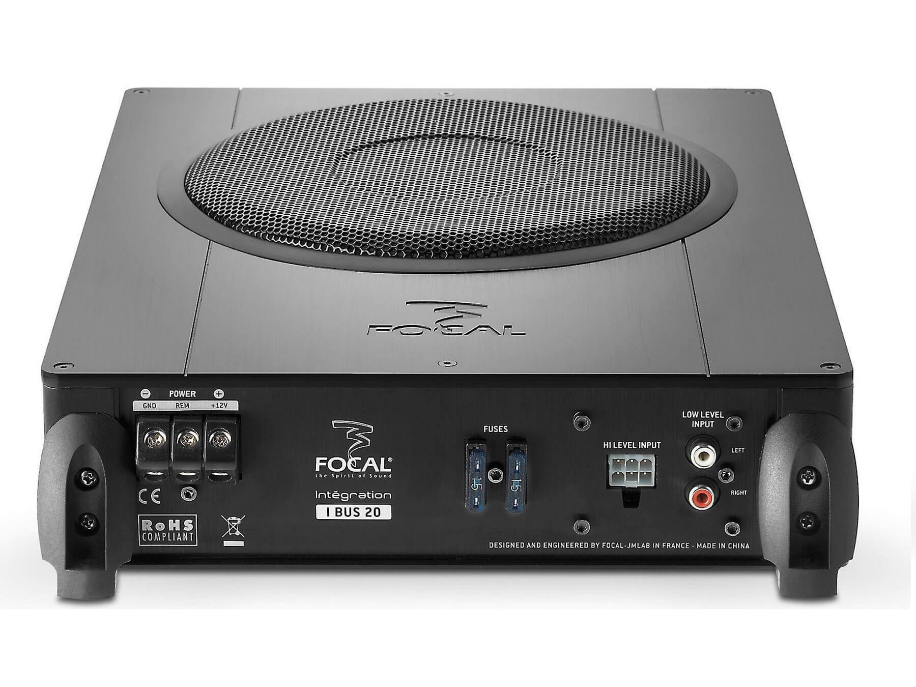 Focal Integration IBUS20 - Back