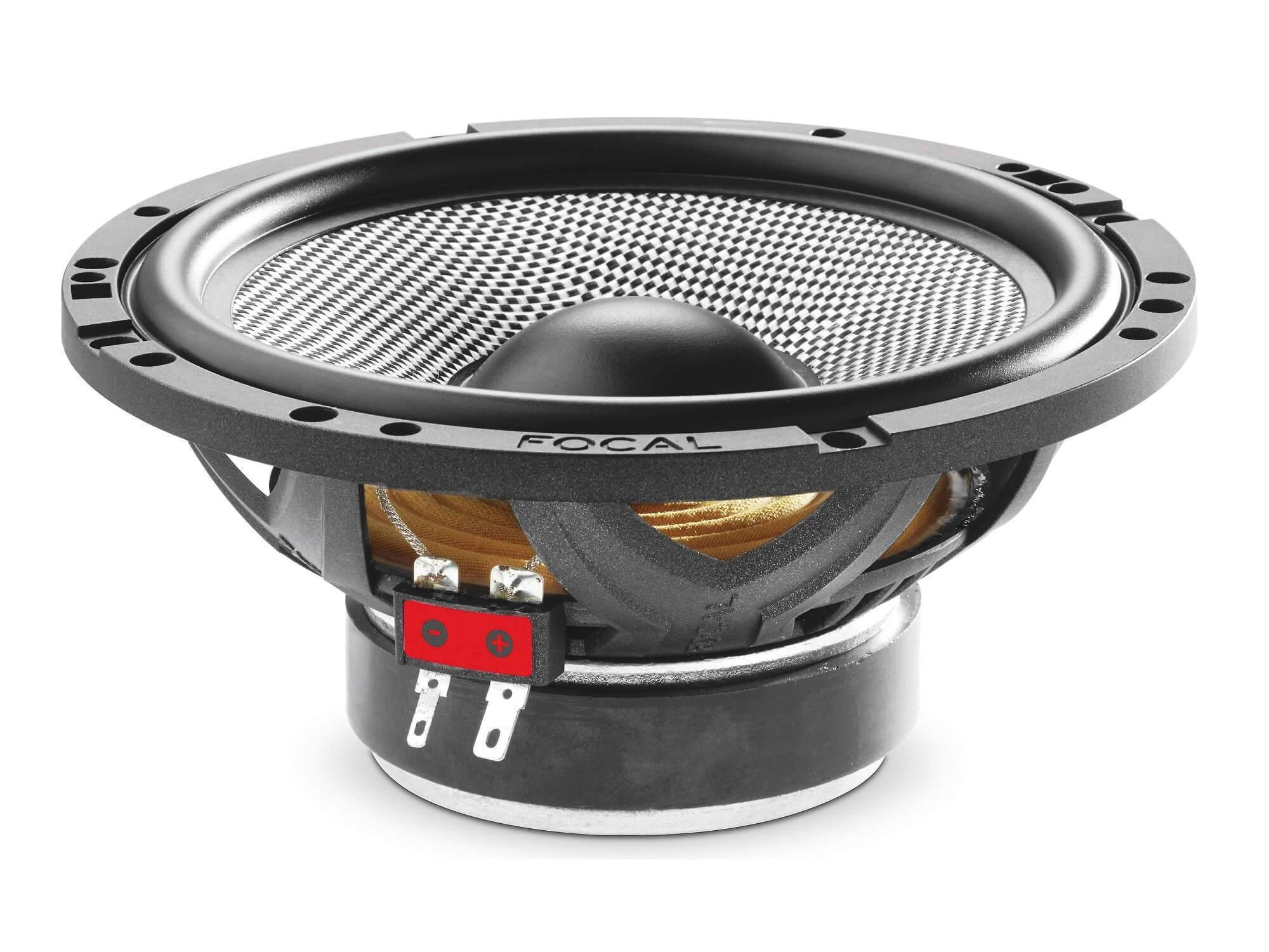 Focal Performance Access 165 AS3 - Woofer Top