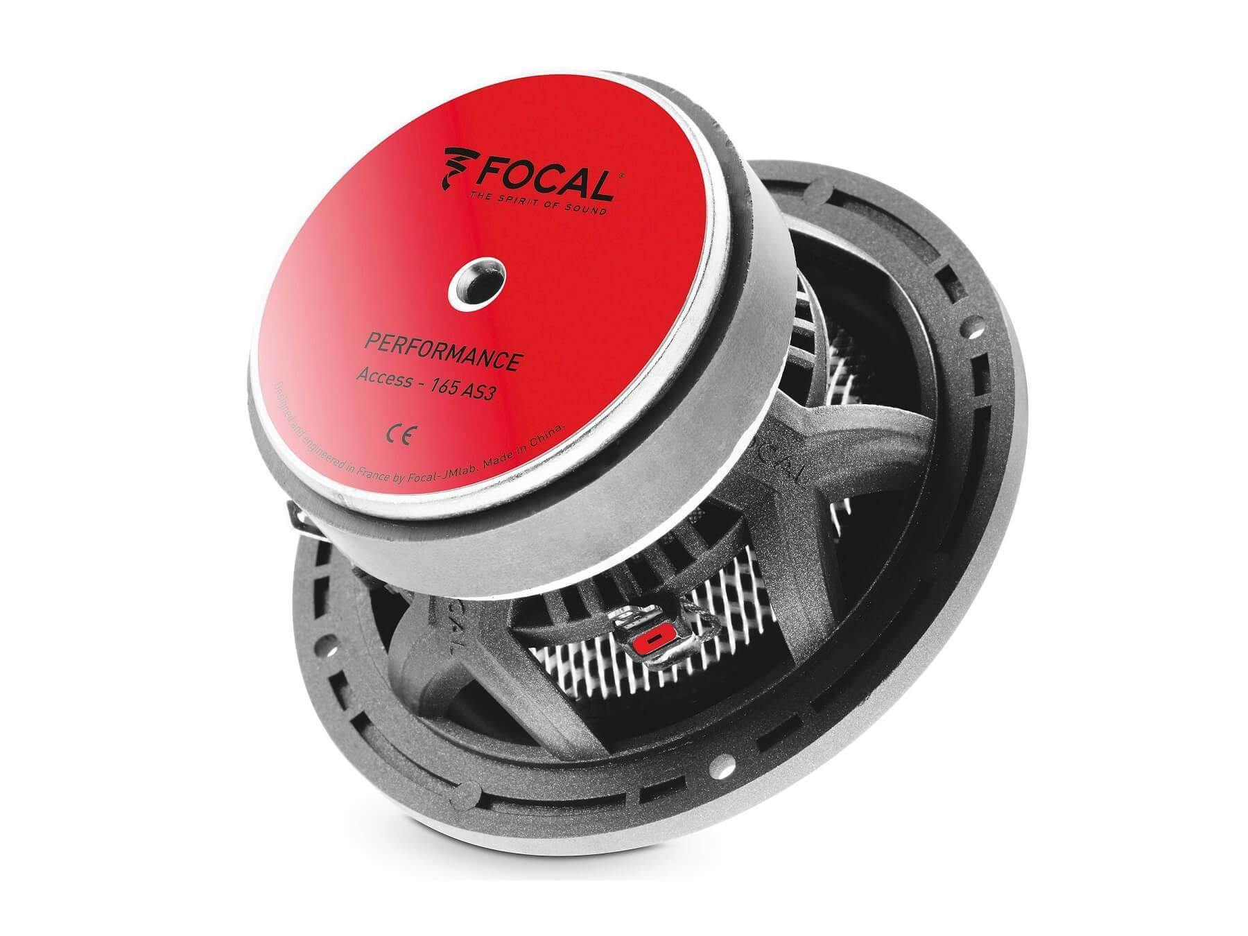 Focal Performance Access 165 AS3 - Mid-Range Back