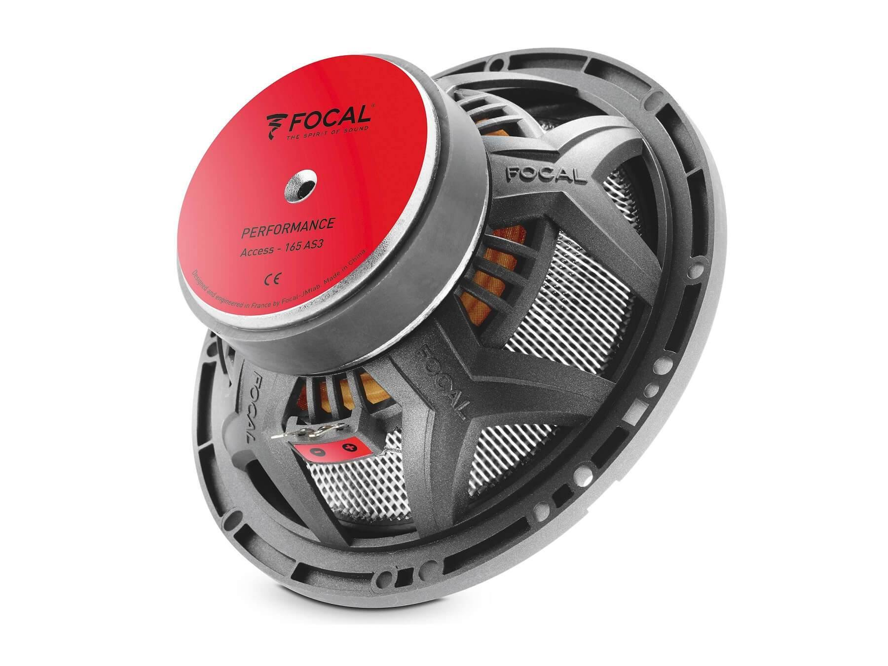 Focal Performance Access 165 AS3 - Woofer Back