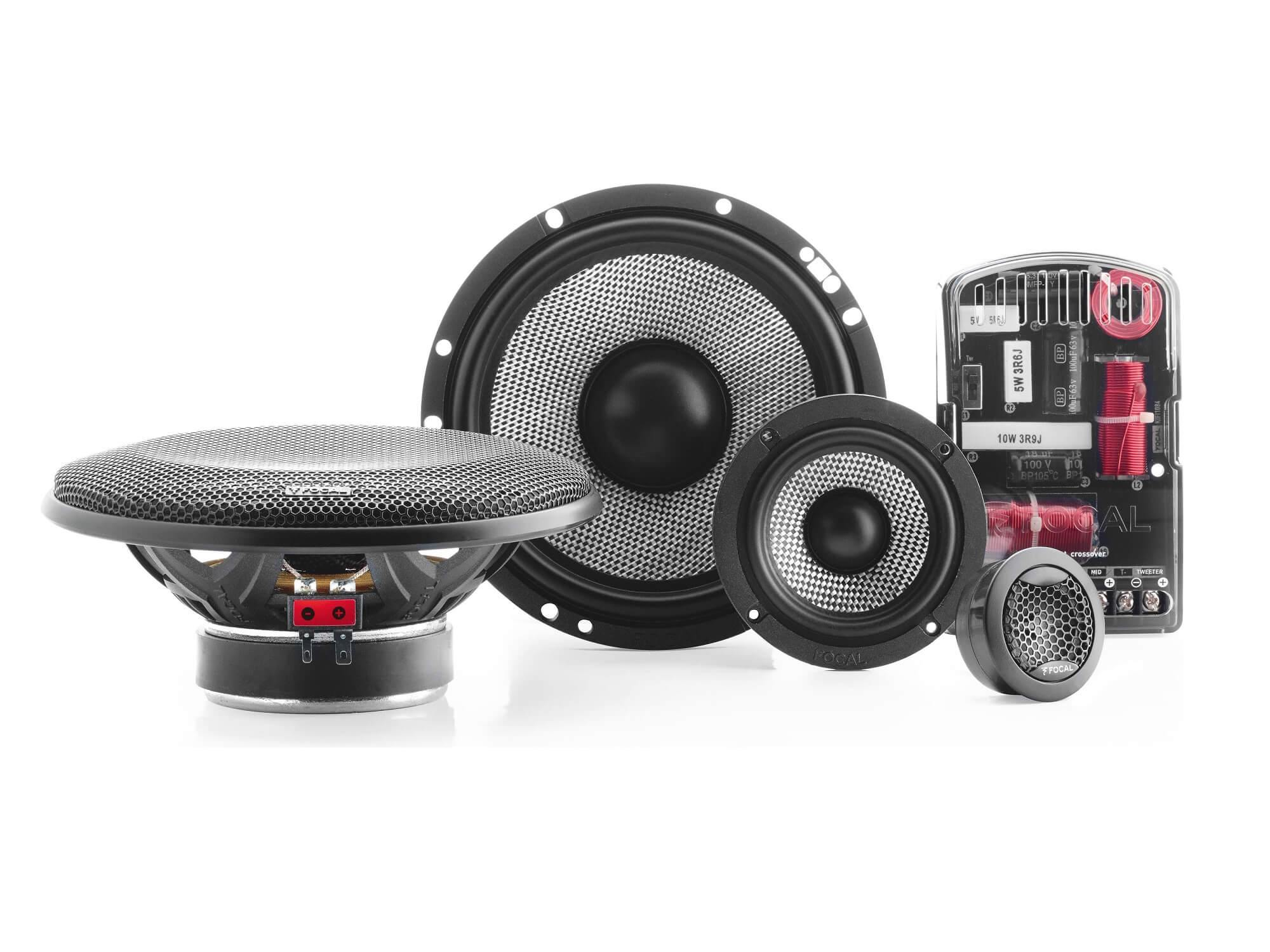 Focal Performance Access 165 AS3 - Speaker System