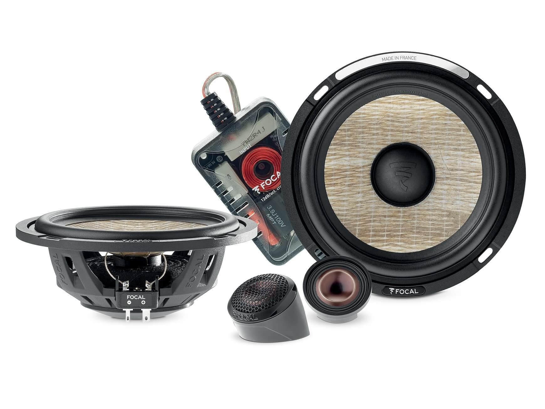 Focal Performance Flax Evo PS 165 FSE - 2-Way Shallow Speaker System