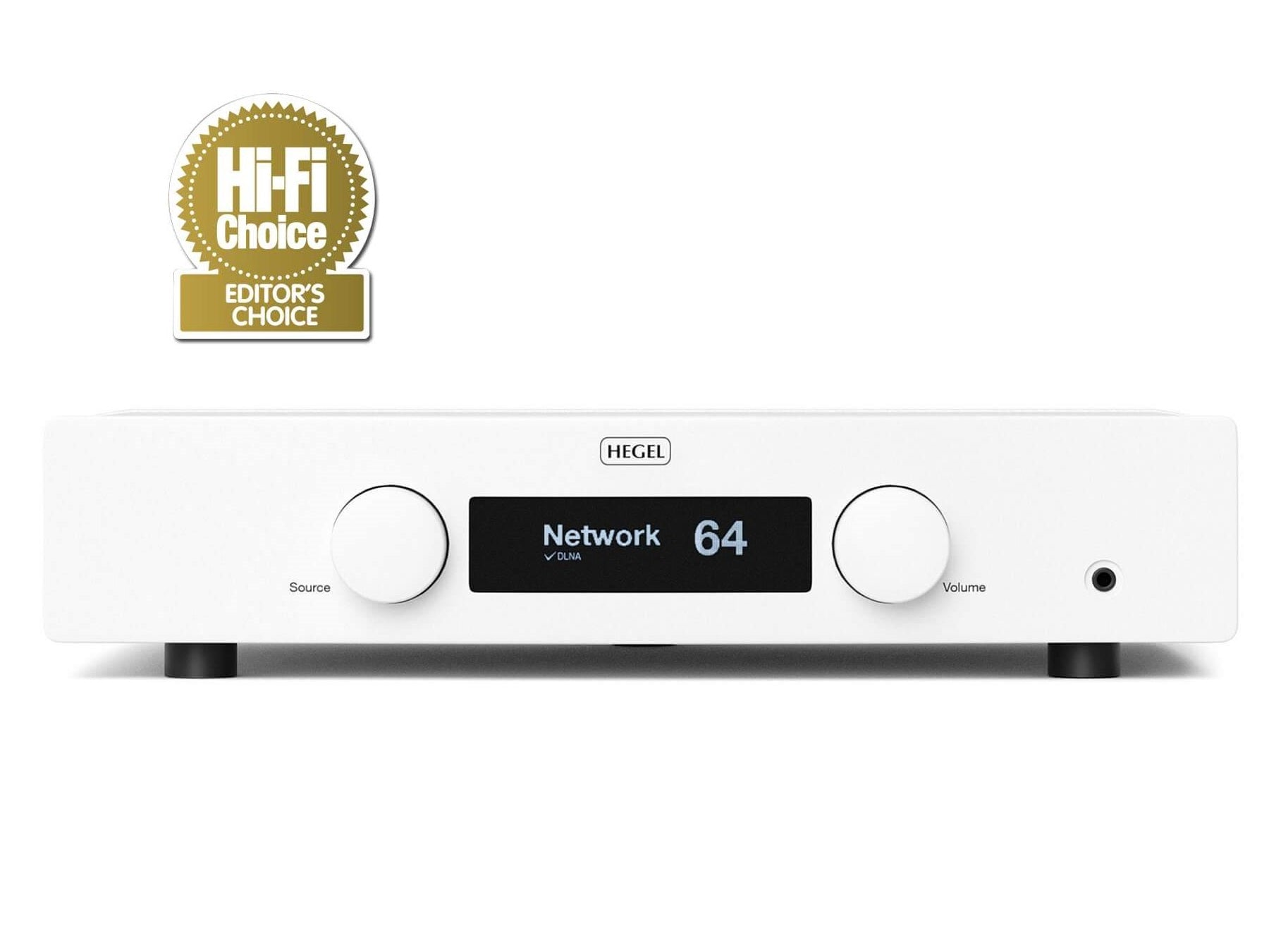 Hegel H120 - Stereo Integrated Amplifier - White