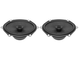 Hertz Cento CX 570 - 2 Way Coaxial Elliptical Speaker System
