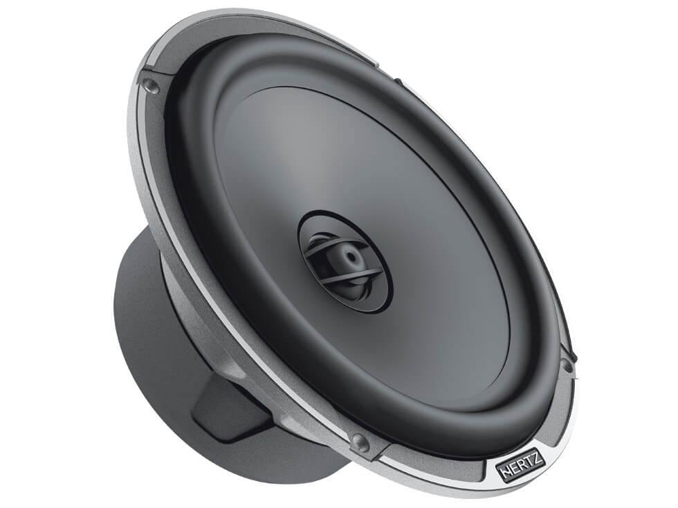 Hertz Mille Pro MPX 165.3 - Car Audio Coaxial Speakers