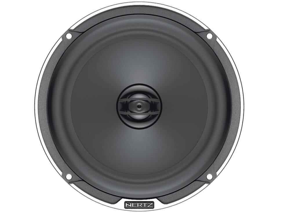 Hertz Mille Pro MPX 165.3 - Car Audio Coaxial Speakers - 4